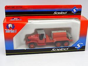 Solido-Vigili-del-fuoco-1-50-GMC-Serbatoio