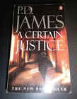 A Certain Justice ~ P D James Penguin Pb 1998