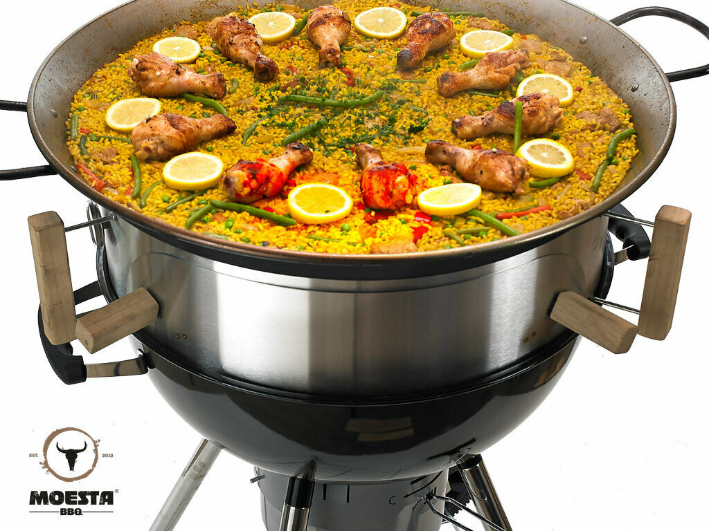 PAN\'BBQ Set - für Smokin Pizzaring  57 cm