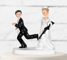 Tortenfigur Hochzeit Brautpaar Tortenaufsatz Tortendeko Hochzeitstorte