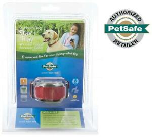 PetSafe-Stubborn-Dog-Stay-amp-Play-Wireless-Fence-Receiver-Collar-MAKE-OFFER
