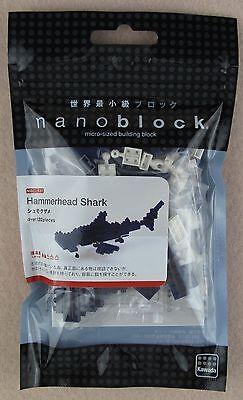 NANOBLOCK NBC/_137 HAMMERHEAD SHARK KAWADA