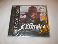 Nfl Xtreme 2 (playstation Ps1) Game Brand New, Factory Sealed