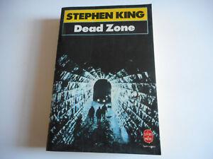 Details Sur Livre De Poche Dead Zone Stephen King
