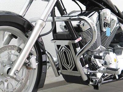 Efficiente Paramotore Protezione Staffa Honda Vt1300cx Vt 1300 Cx Highway Bar 38mm Sc61 Fury- Merci Di Convenienza