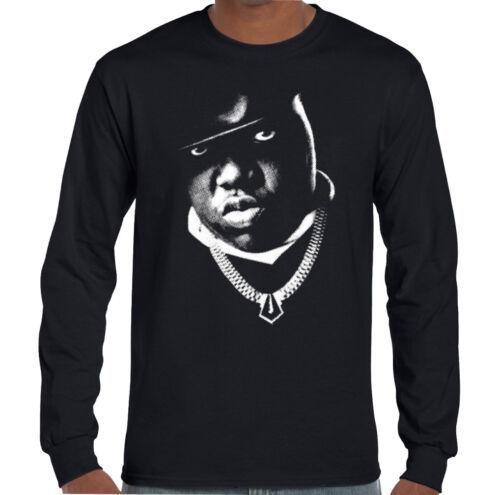The Notorious BIG Biggie Smalls Mens Hip Hop Legend T-Shirt Design 6