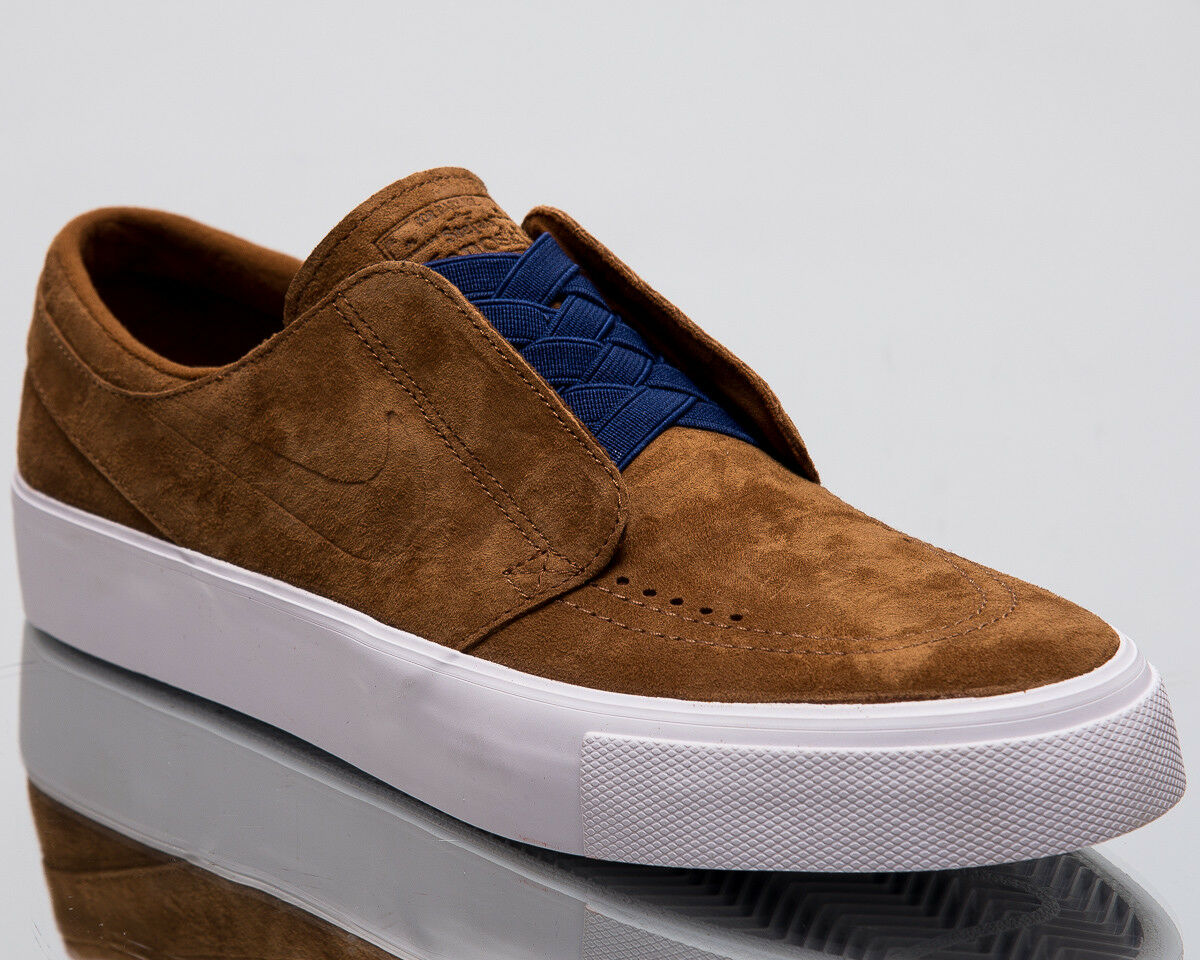 Nike SB Zoom Janoski HT Slip Men New Light British Tan Sneakers AH3369-224
