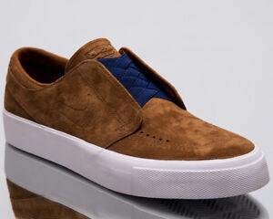 c3b1346cd16 Nike SB Zoom Janoski HT Slip Men New Light British Tan Sneakers ...