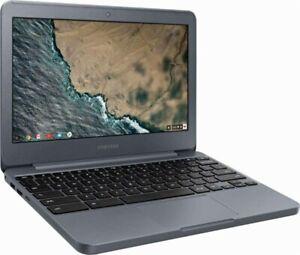 "New Samsung XE501C13-K02US 11.6"" Intel N3060 4GB RAM 32GB eMMC Notebook Charcoal"