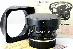 Leica-R-21MM-F4-Super-Angulon-R-11813-IN-Good-Conditions
