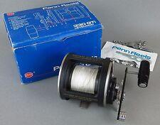 Penn 330 GTi Levelwind Baitcasting Reel USA Good Condition Box
