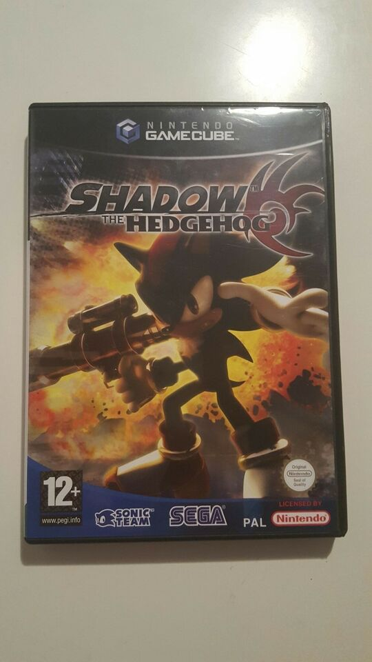 Shadow the Hedgehog, Gamecube
