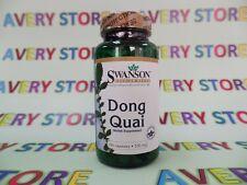Dong Quai Root 530 mg 100 capsules l Female ginseng