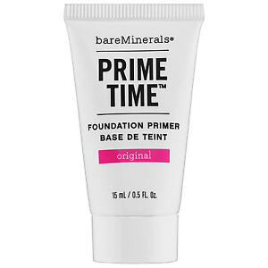 bareMinerals-PRIME-TIME-Original-Foundation-Primer-15ml-Travel-Size-BRAND-NEW