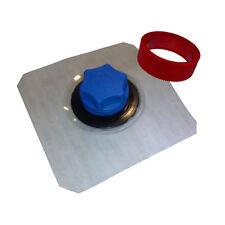 SELF STICK North Airport screw valve Ventil Cap Kite Bladder Repair Tube Kit