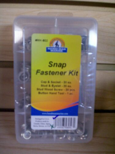 Repair snap kit Boat cover repair kit Snap Fastener Kit,Snaps