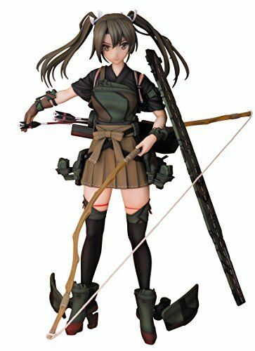 New Kantai Collection KANCOLLE ZUIKAKU Kai Ni PVC 1/7 figure Aoshima Bunka Japan