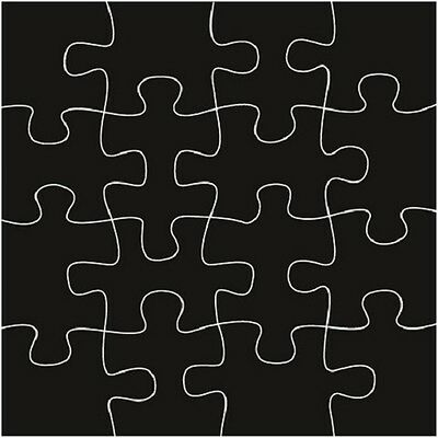 Marianne Craftables Die Cutting Stencil -  Puzzle - Jigsaw - CR1342 - New Out