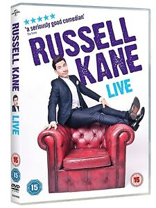 Russell-Kane-Live-DVD-2015-Live-Stand-up-Comedy-New-Sealed