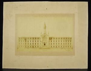 Couvent-Dei-Sorelle-da-la-Beneficenza-Bourges-1877-Ch-Poupat-Architetto-Mussigne