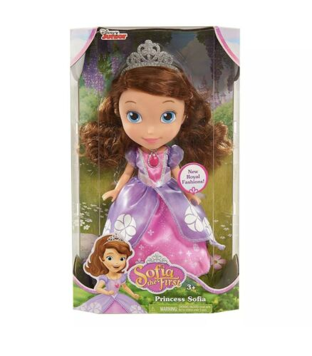 Just Play Sofia the First Royal Sofia Doll NEW
