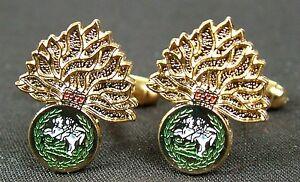 Royal Regiment Of Fusiliers Regimental Military Cufflinks