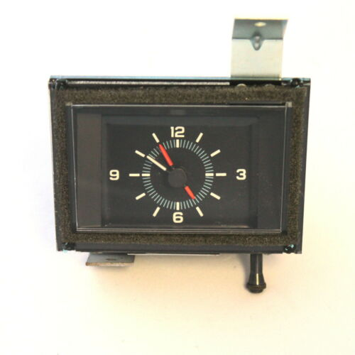 1977-1984 Chevrolet Impala Clock NOS tested by D/&M Restoration