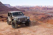 07-15 Jeep Wrangler New Stubby Bumper Ends Extensions Hardrock Rubicon X Mopar