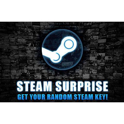 10 x Überraschungskeys Random Steam Key Pc Game Download Global [Blitzversand]