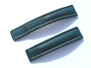 20mm-Breitling-Band-151X-20-18-Kalb-blau-blue-Strap-fuer-Faltschliesse-048-20