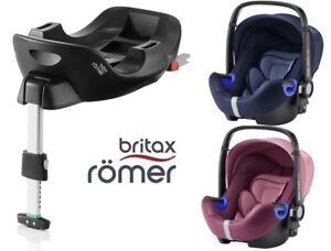 Britax Römer BABY-SAFE i-SIZE + ISOFIX FLEX BASE Car seat Autositz fotelik