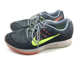 brand new 7a9e8 8e9ca Details about Nike Zoom Structure 18 Running Men's Knit Size 14