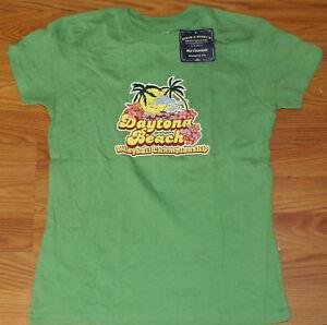 Image Is Loading S Junior Sized T Shirts Daytona Beach