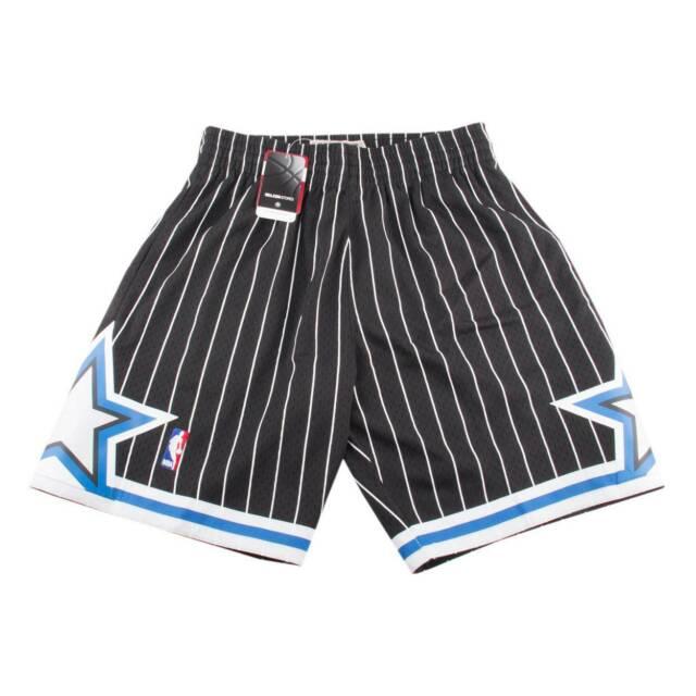 2ab1f771cc9 Orlando Magic Mitchell   Ness 1994-95 Alternate Swingman Shorts XL ...