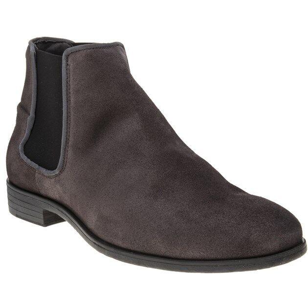 Jack /& Jones JJ ALPHA Mens Waxy Suede Leather Casual Desert Chukka Boots Sand