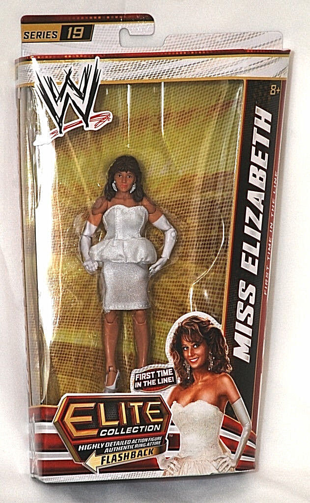 WWE ELITE Collection Series _MISS ELIZABETH 5   figure_First Time in the Line
