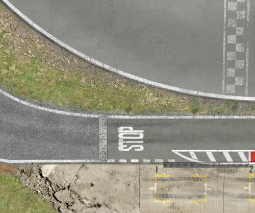 Dr!ft Strecke in Größe  M  2,4m x 2,1 m Rennstrecke Drift NEU Diepholz-Ring