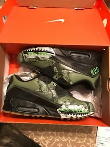 """Details about Sbtg air max 90 death from above """"Phantom mirage"""" limited # 8 of 8"""