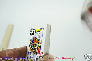 2X-Set-Coated-Card-Playing-Card-Texas-Holdem-Game-Poker-Cards-Waterproof