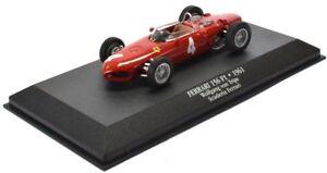 Ferrari-156-F1-1961-von-viajes-coches-F1-escala-1-43-coches-de-Formula-Uno