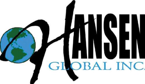 HANSEN GLOBAL 3 PIECE METRIC SOCKET TRAY SET 9302