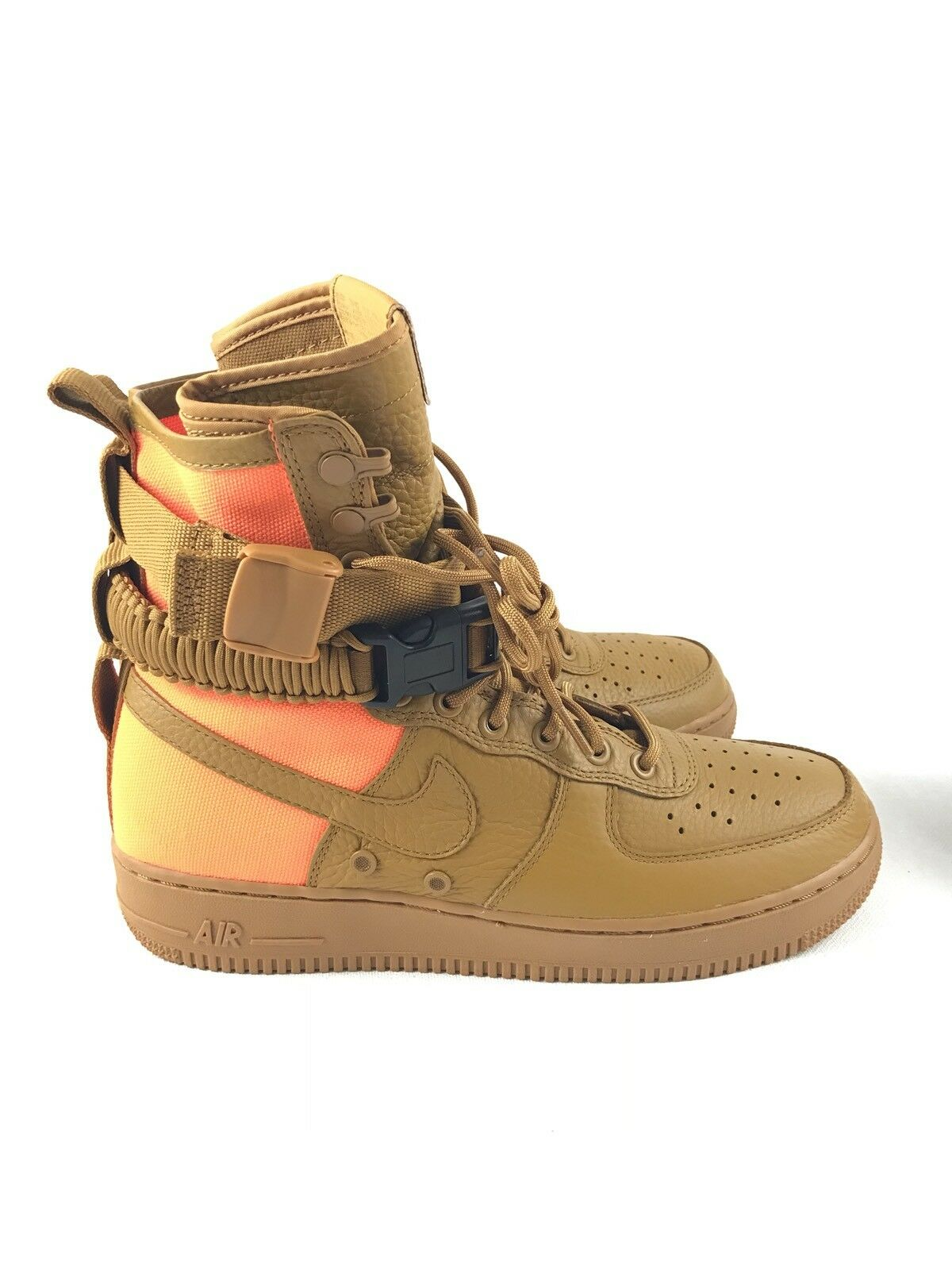 Nike hombre SF AF1 QS desierto 1 campo especial Air Force 1 desierto 903270-778 ocre talla 9 f18357