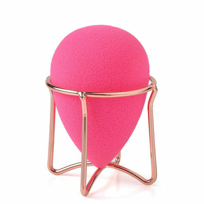 Pro Beauty Makeup Powder Puff Blender Storage Rack Sponge Drying Stand Holder