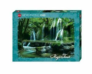 Heye Puzzles - 1000 Piece Jigsaw Puzzle - Cascades HY29602