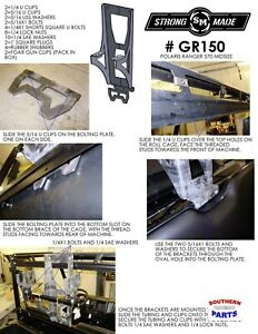 QUICK DRAW OVERHEAD GUN RACK POLARIS RANGER 570 FULL SIZE 2015-16