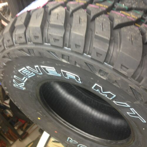 2 NEW 31x10.50r15 Kenda Klever M//T KR29 Mud Tire 31 10.50 15 1050 R15 MT 6 ply