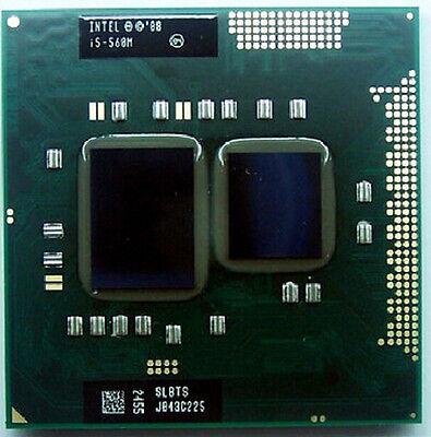 i5-560M SLBTS Mobile Processor