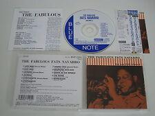 FATS NAVARRO/THE FABULOUS FATS NAVARRO VOL.2(BLUE NOTE TOCJ-1532) JAPAN CD+OBI