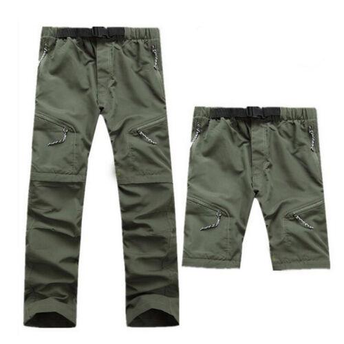 all'aria sport escursionismo pesca quick Pantaloni pantaloni aperta dry staccabili Yu6f arrampicata OCTa0qw