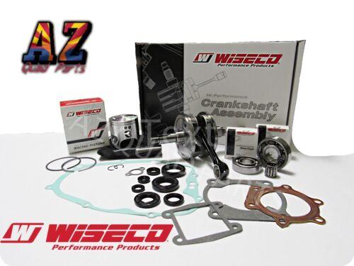 Yamaha Blaster WISECO Crank Crankshaft 66.25mm Pro Lite Piston Seals Gasket Kit